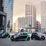 World premiere for the fourth generation smart electric drive