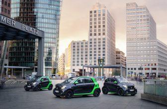 Paris: smart electric drive – alle Modelle rein elektrisch