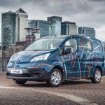 Nissan e-NV200 WORKSPACe – mobiles Büro der Extraklasse