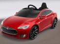 Tesla Model S für Kinder – Elektroauto für den Spielspaß