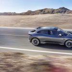 Jaguar I-PACE Concept in LA mit 500 Kilometer Reichweite