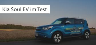 Kia Soul EV im Test