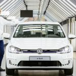 VW e-Golf mit 300 km und Produktion in Dresden