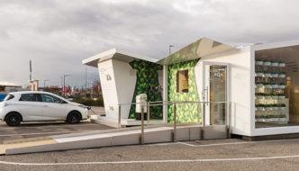 IKEA eröffnet erste Charge Lounge in Ludwigsburg