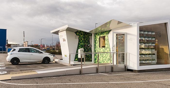 Ikea eröffnet Charge Lounge – E-Tankstelle in Ludwigsburg
