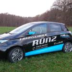 Fahrschule Rünz setzt auf Renault Zoe – ein Interview
