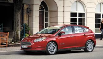 Ford Focus Electric – Neuauflage erhält mehr Reichweite