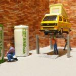 Der Elektrocamper – Crowdfunding für VW T3-Umbau