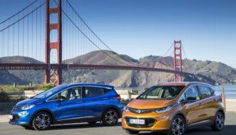 Opel Ampera-e: Weitere Details zum E-Flitzer bekannt