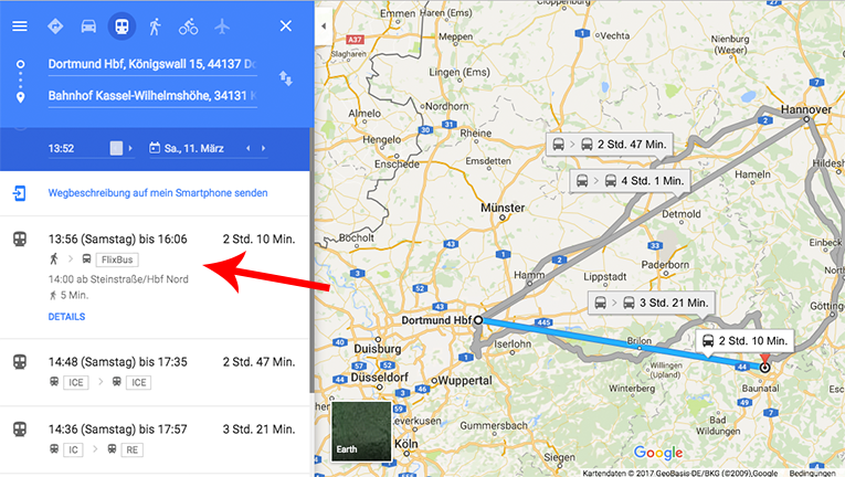 flixbus-google-maps