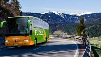 Google Maps zeigt Flixbus-Verbindungen an
