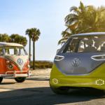 VW I.D. Buzz und Jaguar I-Pace feiern Europapremiere