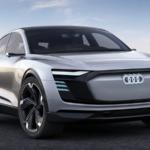 Audi e-tron Sportback concept präsentiert