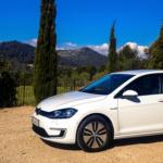 VW e-Golf (2017) – Ausfahrt mit dem Facelift