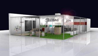 EDAG: Live-Entwicklung eines Fahrzeugkonzepts auf der IAA