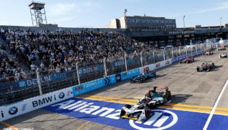 Formel E setzt in Berlin neues Ausrufezeichen