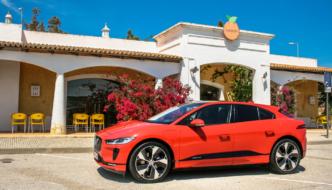 Jaguar I-PACE – erste Ausfahrt im Elektro-SUV