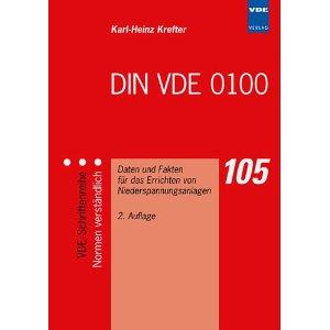 DIN VDE 0100 - Fachbuch